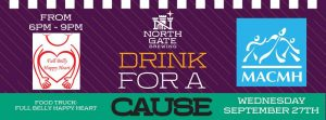 Drink for a Cause for MACMH @ NorthGate Brewing | Minneapolis | Minnesota | United States