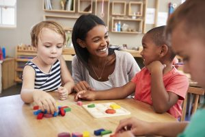 Promoting Self-Control, Focus, and Attention Skills in Children 0-8 Years @ Eagan Community Center